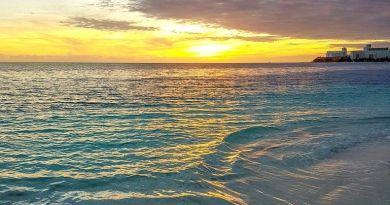 Cancún: Playas Limpias de Sargazo hoy 13 de marzo de 2020