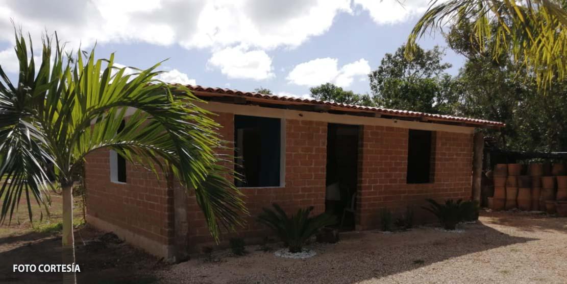 Este 2021 se donarán cien casas de sargazo en todo Quintana Roo