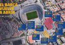 El Barcelona reabrirá sus instalaciones al público
