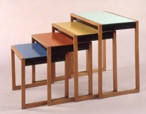 Столы, Баухаус