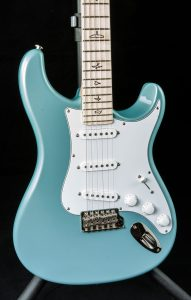 PRS Silver Sky in Polar Blue with Maple Fingerboard