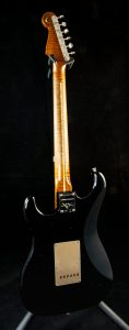Fender Limited Edition '58 Special Strat® Journeyman Relic® in Aged Black