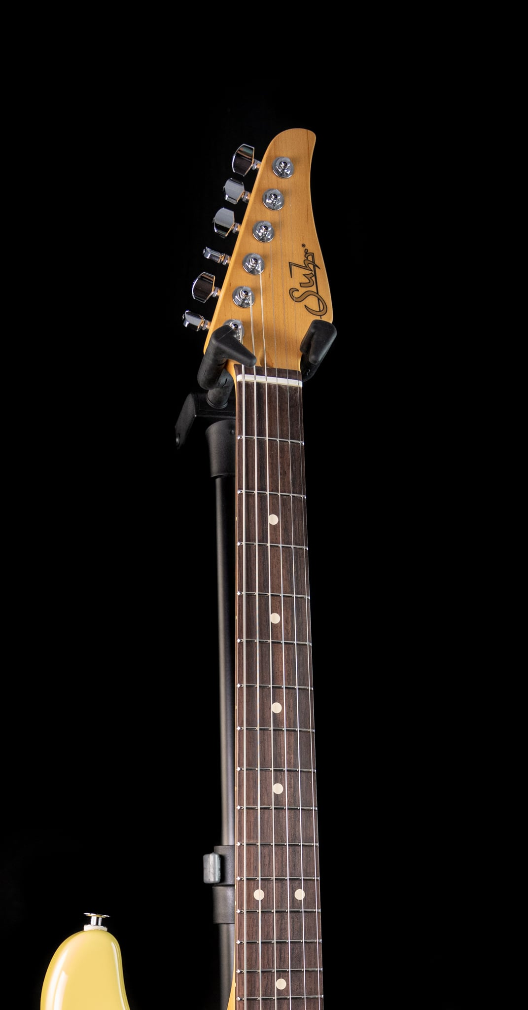Suhr Classic S in Vintage Yellow