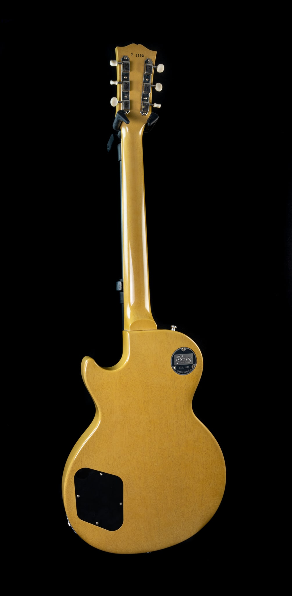 Gibson Custom Shop Murphy Lab 1957 Les Paul Special Ultra Light Aged in TV Yellow