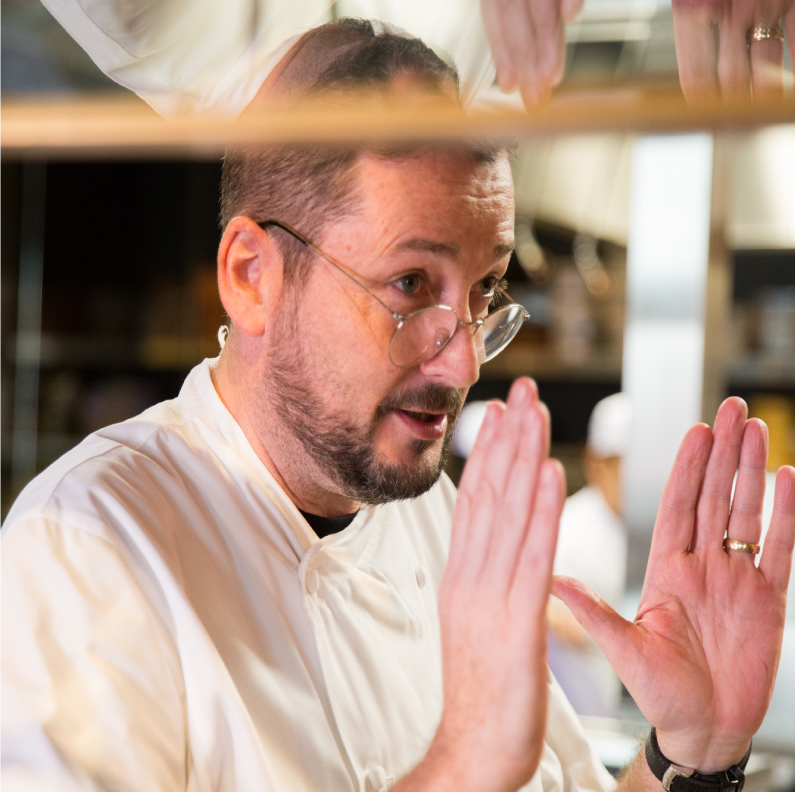 chef colin ruya, ruya restaurant