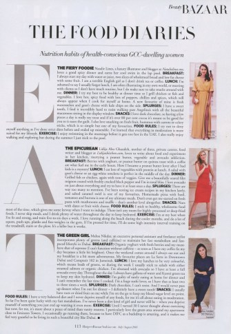 Harper's Bazaar-Full Article-July 2016