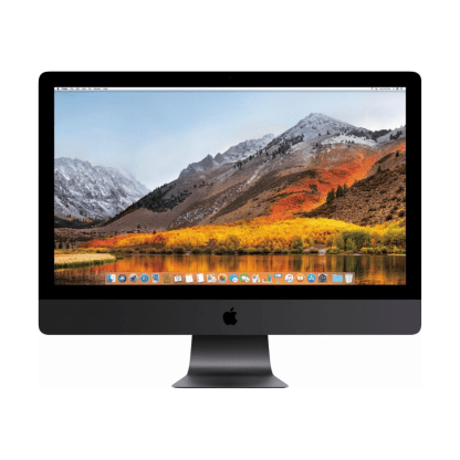 iMac Pro with Accessories