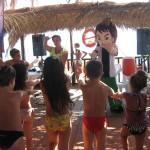 Lido Rosanna Pontecagnano, litoranea Salerno, Mini Club Bambini Lido Rosanna Pontecagnano