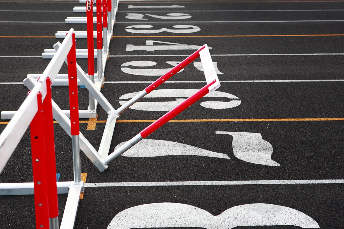 hurdle mistakes