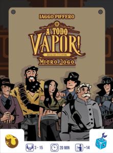 Neue Spiele aus Lateinamerika, Teil 15/2019: A Todo Vapor!