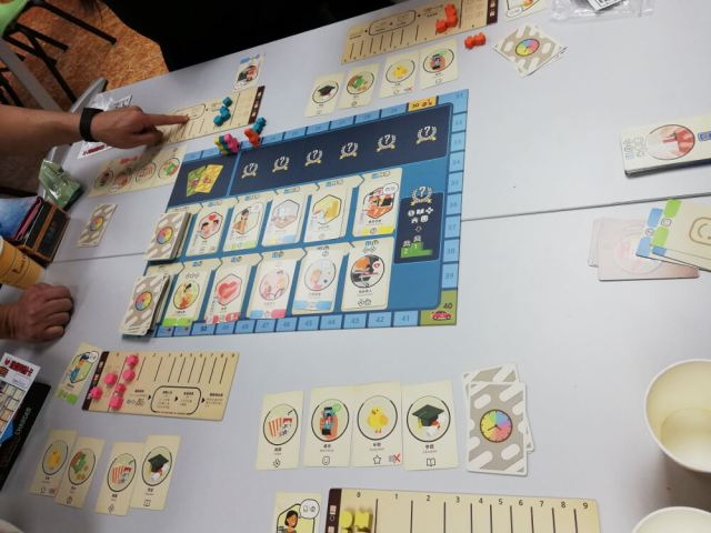Taiwan Boardgame Design