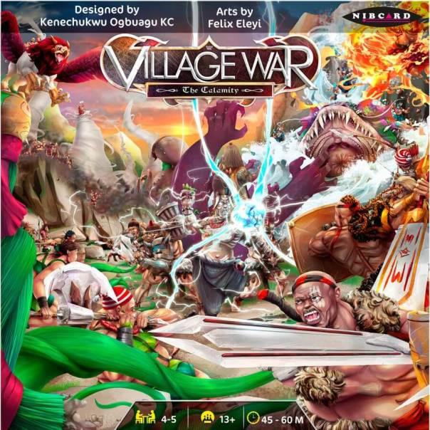Nibcard: Village War