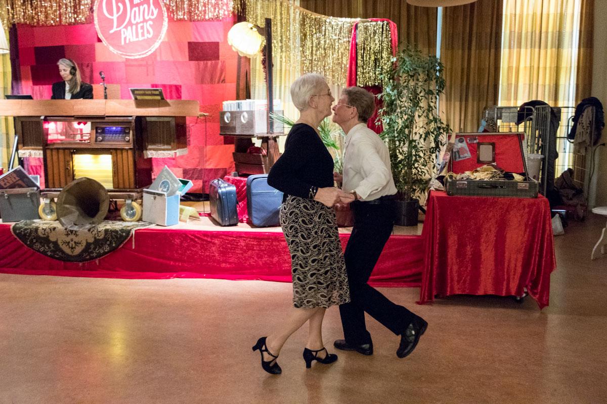 Dansen ouderen fotografie