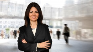 Özlem Özüner, Ceo of Euler Hermes Turkey