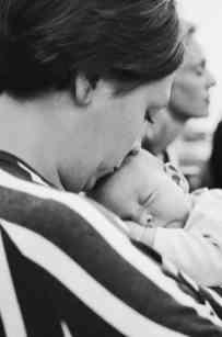 Die erste Zeit nach der Geburt - das Wochenbett nach Kaiserschnitt