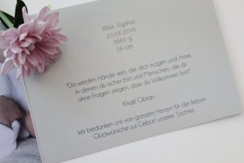 Baby, Familie, little cards