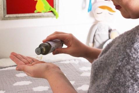Lavendel Öl zur Beruhigung bei Babys