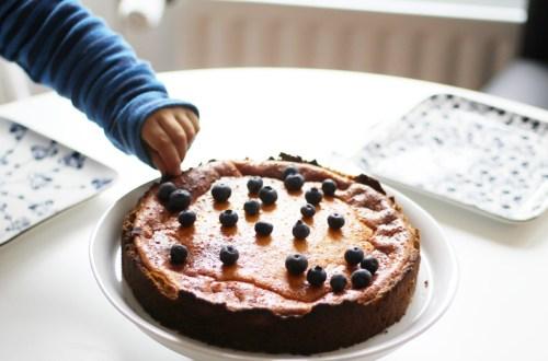 Der unvergessliche Käsekuchen - ein Rezept zum verlieben | Kuchenliebe