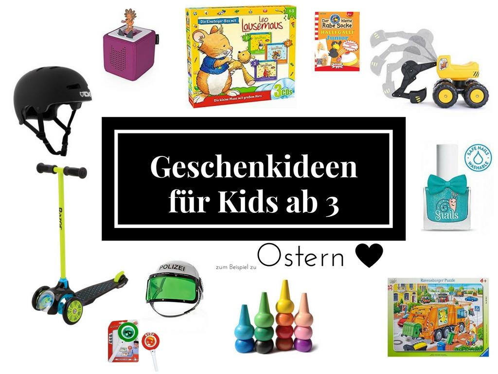 Was soll ich bloß meinen Kindern schenken?   Die collsten Geschenkideen für Kinder ab 3 Jahren - eine Ideensammlung!