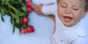 Unser Baby mit 11 Monaten