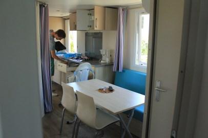 Küche Mobilheim