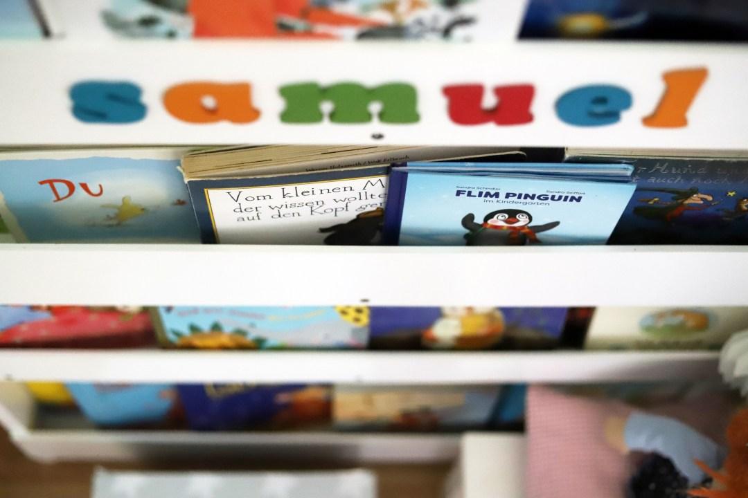 Kinderbuch ab 2 - meine Leseempfehlungen aus unserem Bücherschrank der Kinder