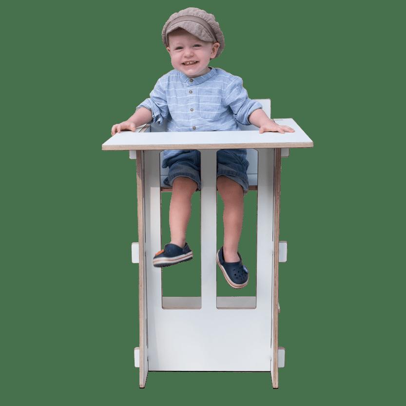 Hochstuhl Kinder mit Lernturm