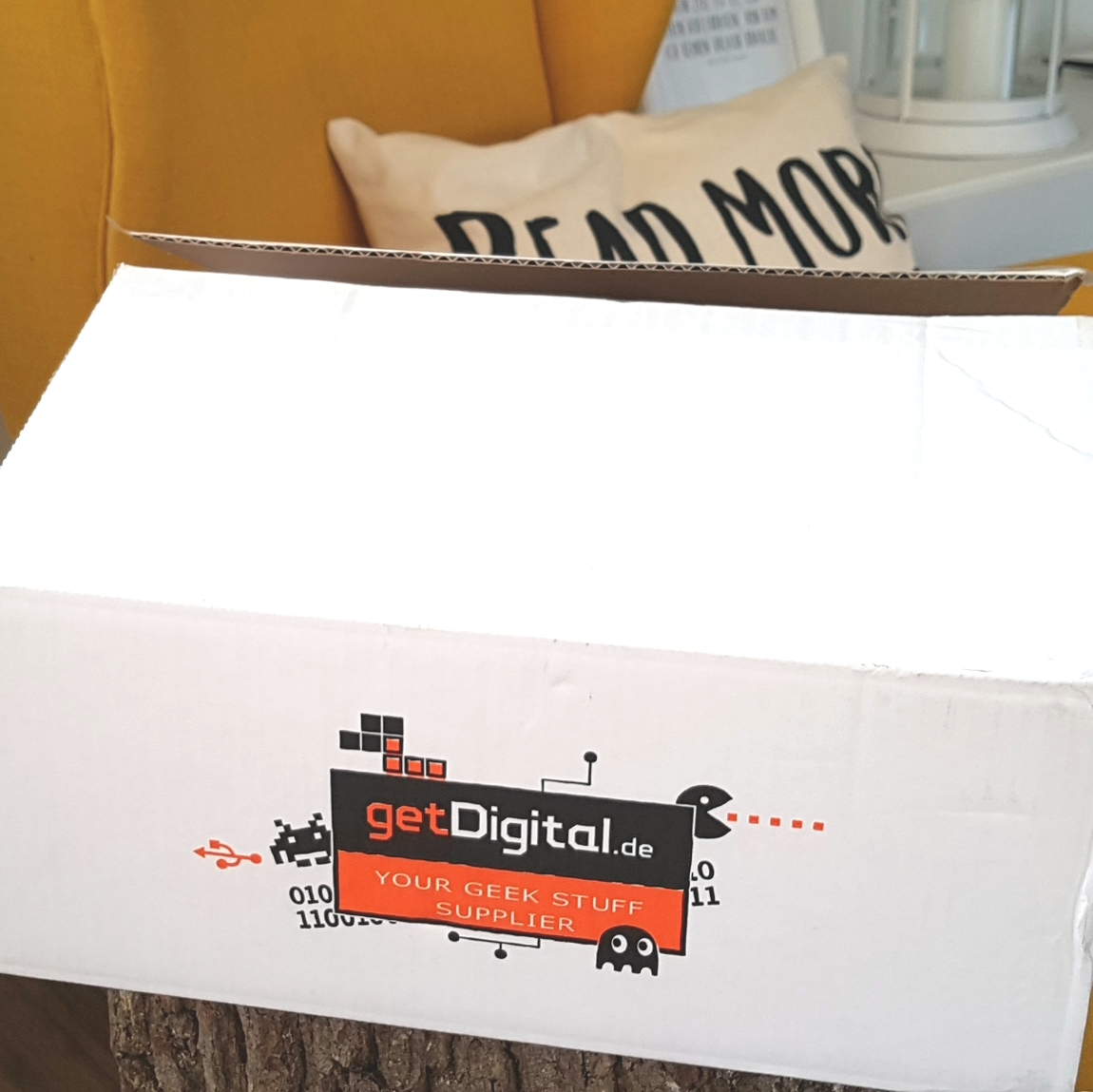 getDigital.de Lootbox August 2018 (unboxing)