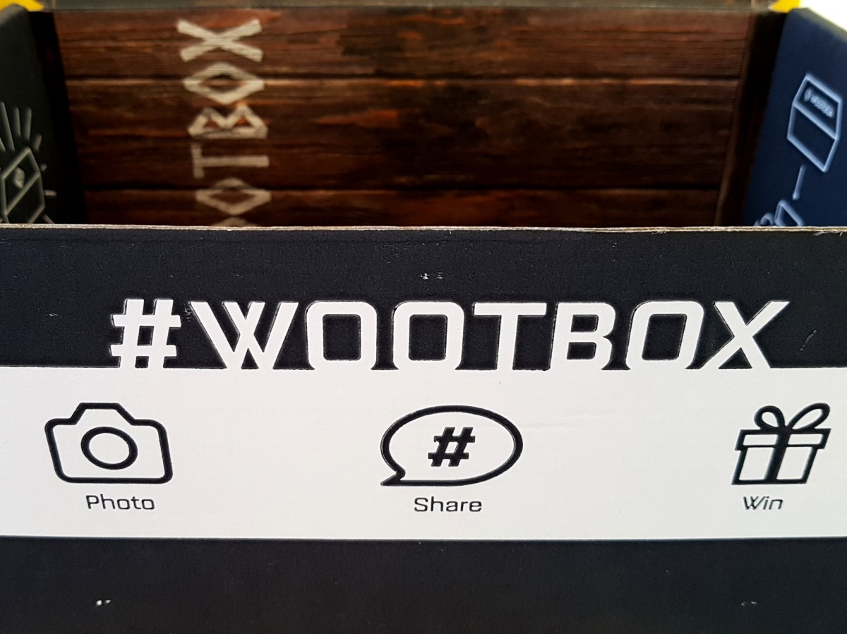 Wootbox September - MAGIC (Unboxing)