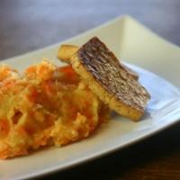 Schonkost deluxe: Kartoffel-Möhren-Stampf
