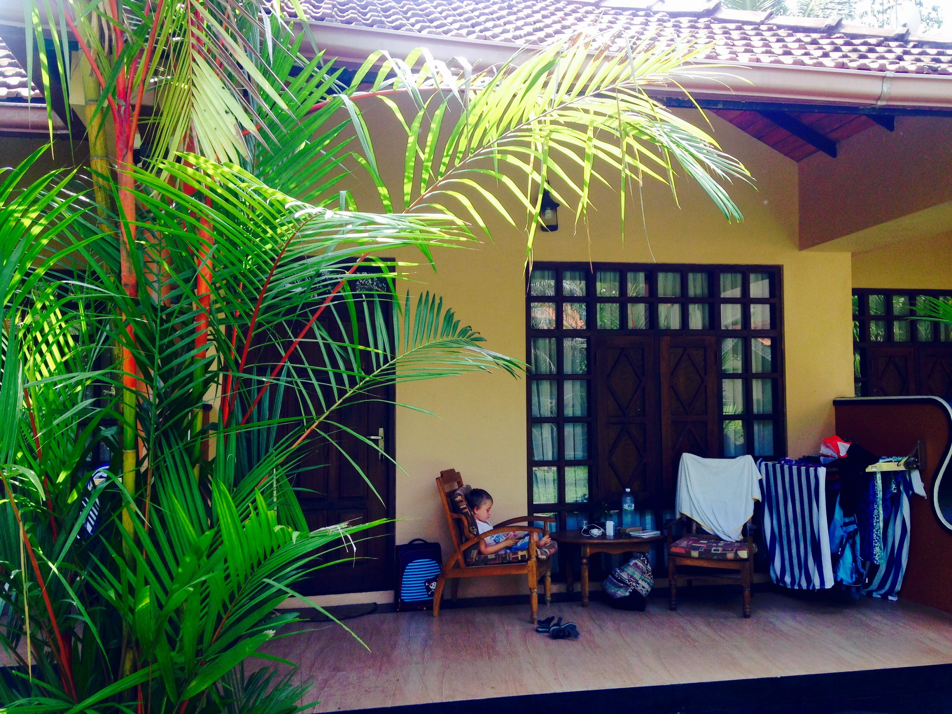 flower garden hotel sri lanka: dschungel-paradies in unawatuna