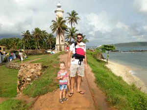 Spaziergang in Galle