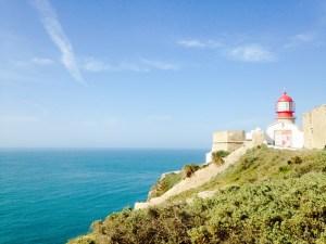 Cabo Sao Vicente Portugal