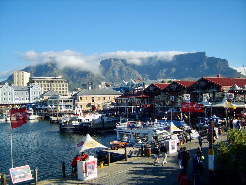 Landmark Tafelberg in Cape Town