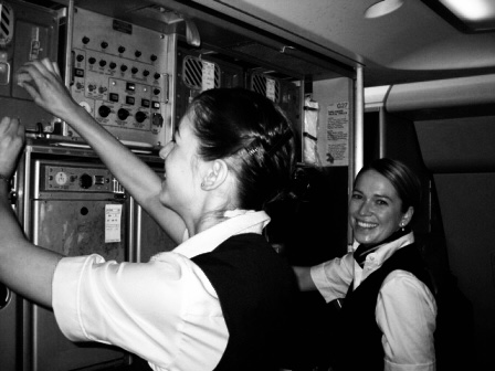 5 things you always wanted to know about flight attendants