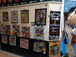 Kunst in Essaouira