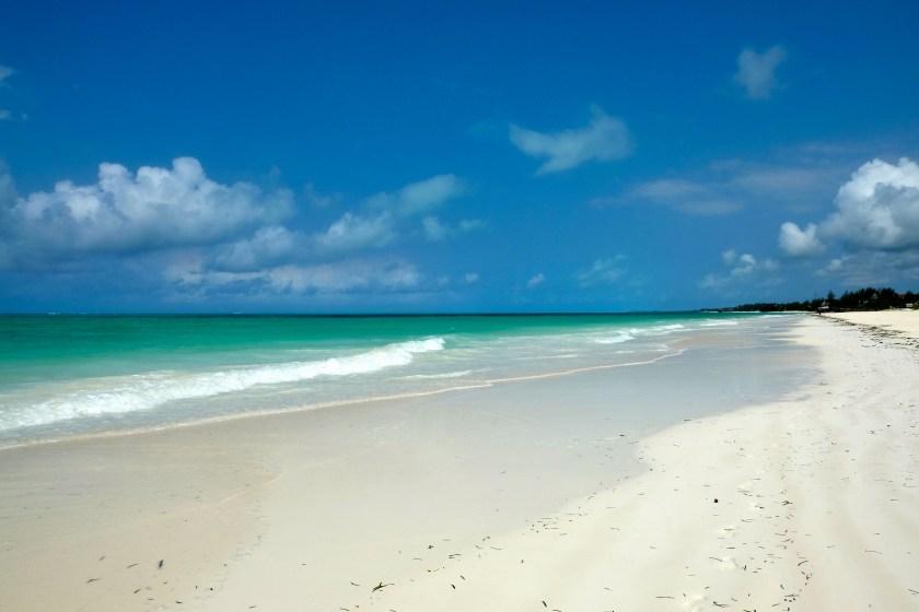 Beach on Zanzibar