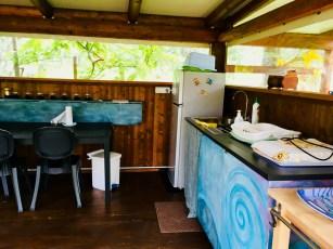 Outdoorküche im Campolivo