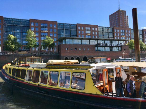 Hamburg Tipps Barkasse