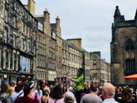 Gaukler Edinburgh Festival