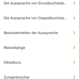 Learn pronunciation with Babbel