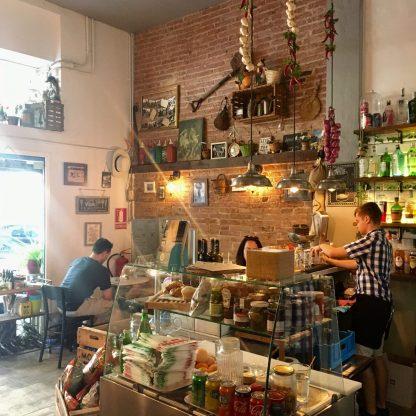 Paisano Café Barcelona