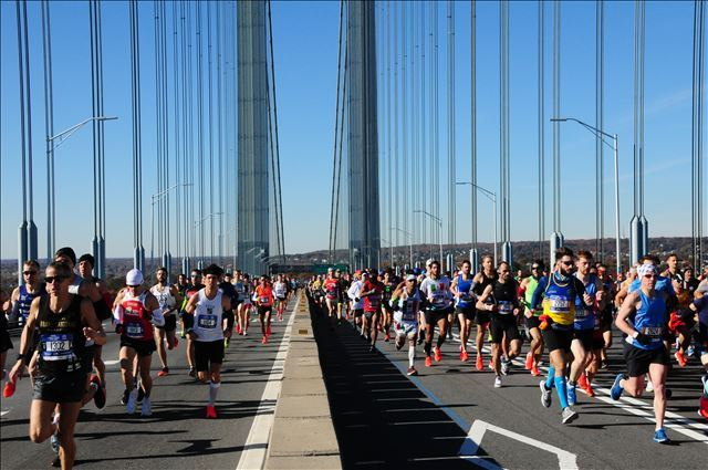 Verrazano-Narrows Bridge New York