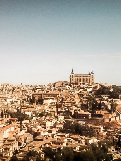 Toledo in Spanien