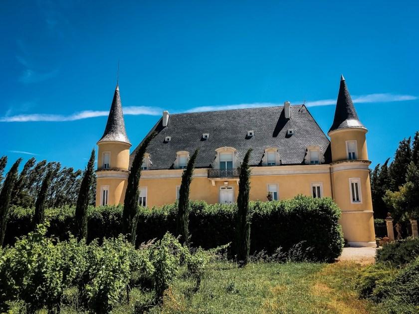 Chateau Troisoleil
