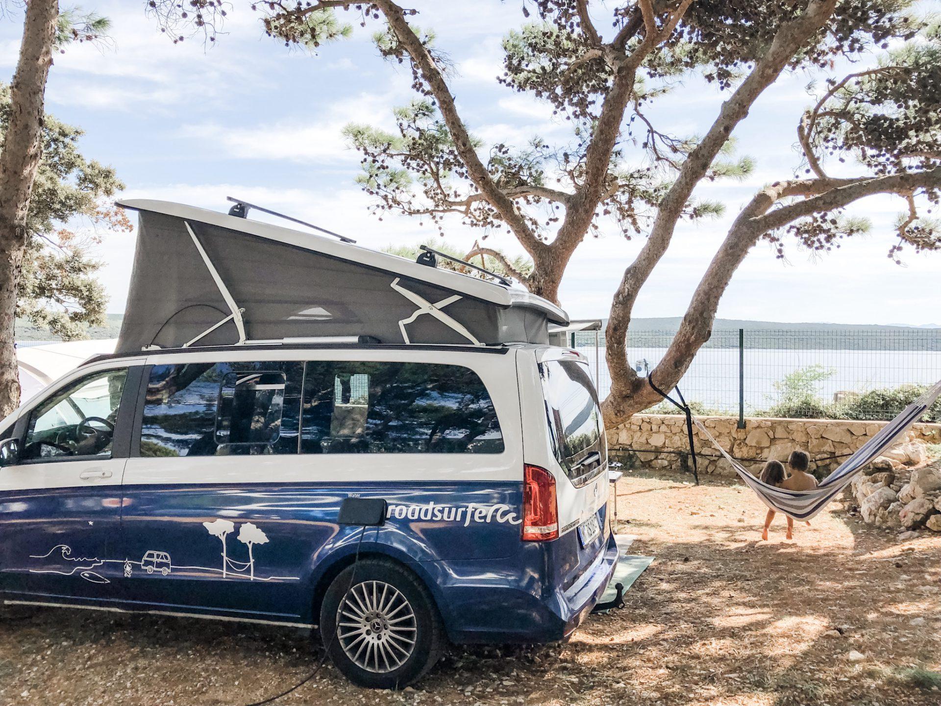 Kroatien Roadtrip - mit dem Camper durch den Balkan (Teil 2) - LIEBLINGSSPOT