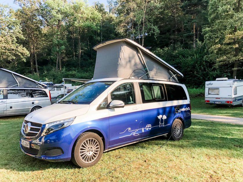 Unser Roadsurfer Camper Marco Polo