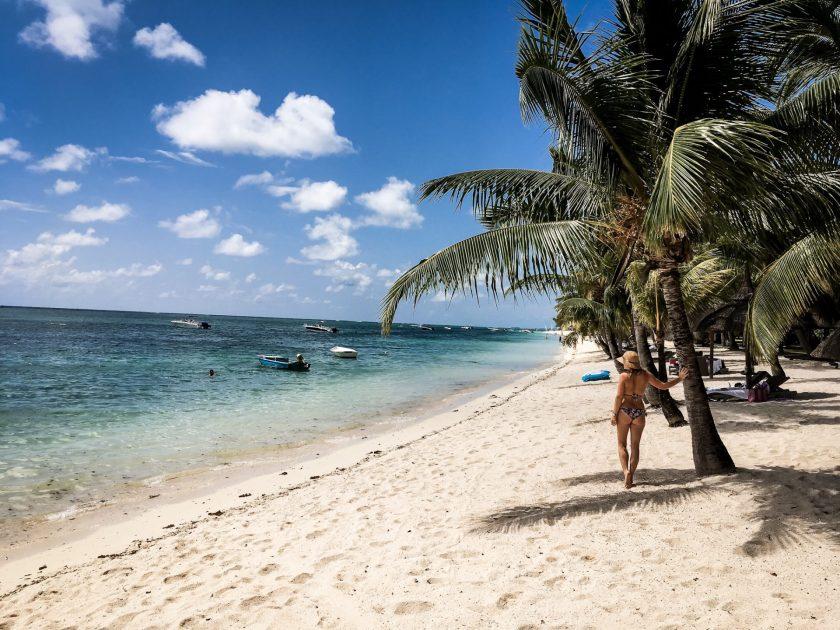 Die schönsten Strände Mauritius
