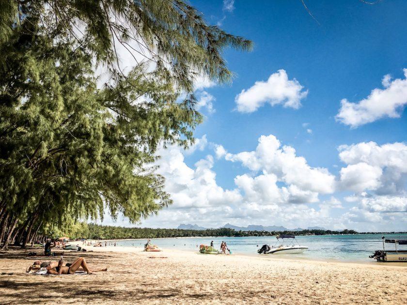 Public Beach Mont Choisy