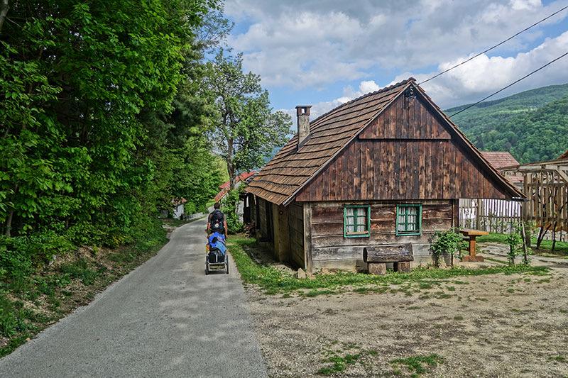 Platz 1 in Gastfreundschaft ist Slowenien